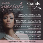 Summer Salon Specials