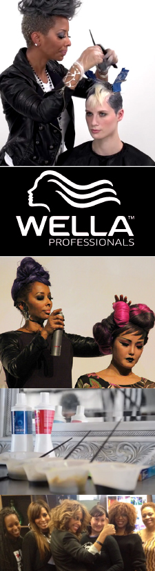 Education by Shirley G. - Wella Professionals